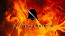 Fire phones 16x9 PowerPoint image