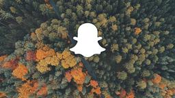 Above the Trees snapchat 16x9 PowerPoint image