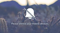 Cactus phones 16x9 PowerPoint image