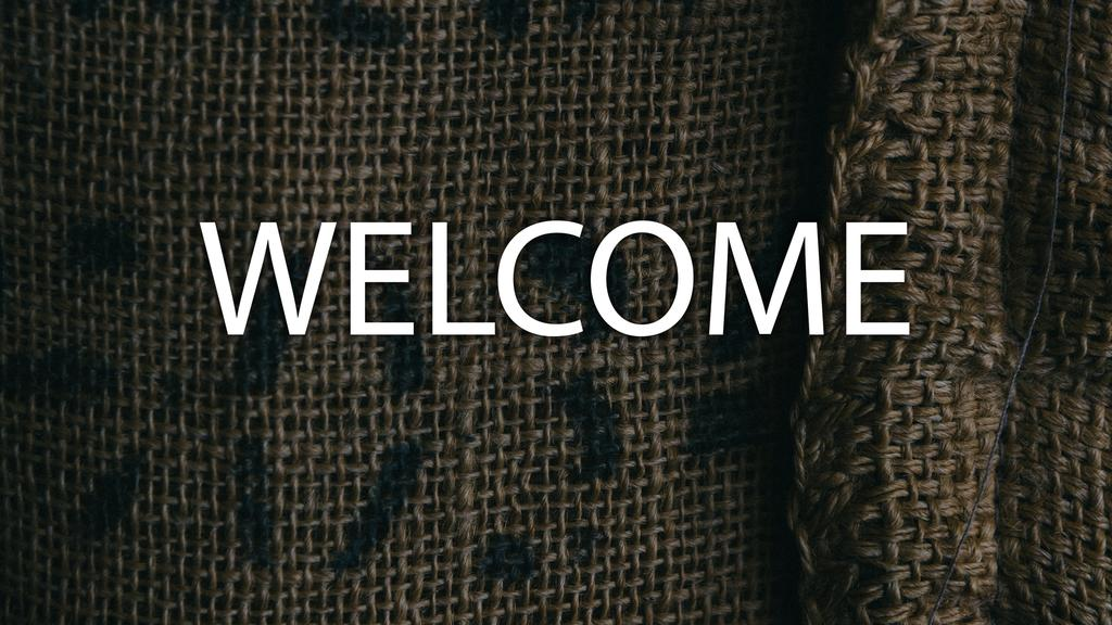 Burlap welcome 16x9 smart media preview