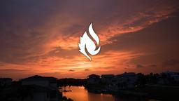 Sunset faithlife 16x9 PowerPoint image