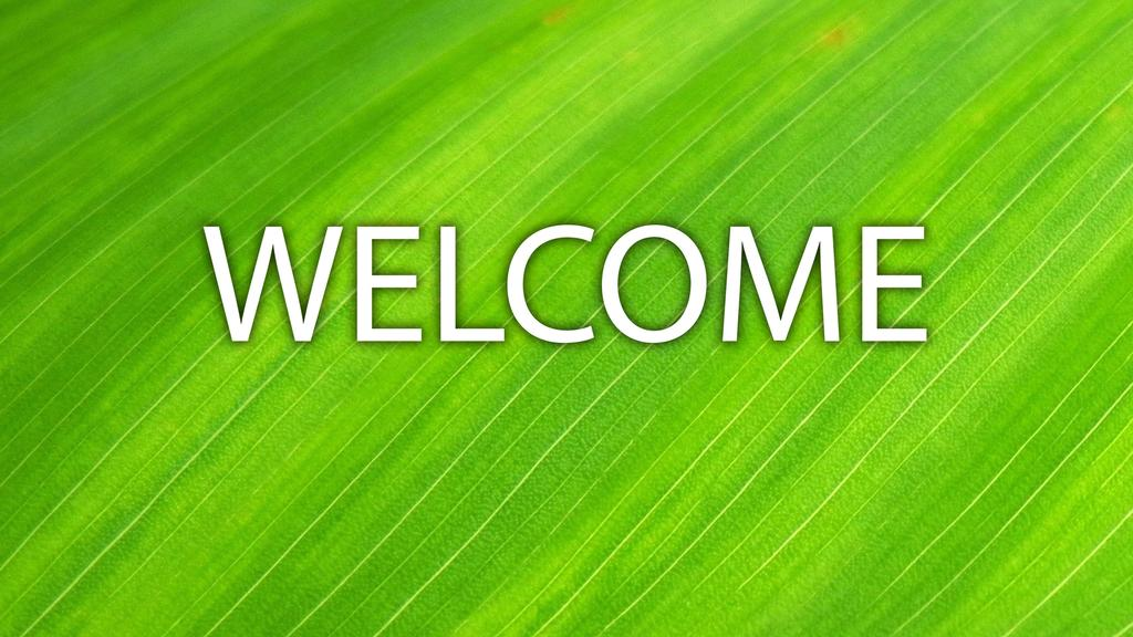 Leaf welcome 16x9 smart media preview