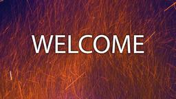 Sparks welcome 16x9 PowerPoint image