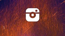 Sparks instagram 16x9 PowerPoint image