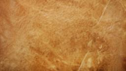 Worn Leather content a PowerPoint image