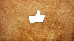 Worn Leather facebook 16x9 PowerPoint image