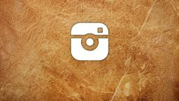 Worn Leather instagram 16x9 PowerPoint image