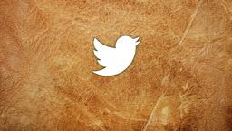 Worn Leather twitter 16x9 PowerPoint image