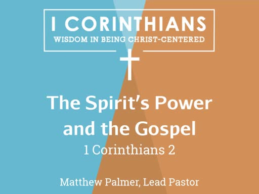 October 6, 2019 - The Spirit's Power 