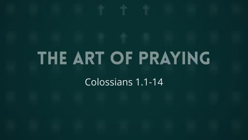 The Art of Praying