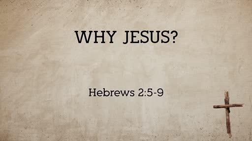 Hebrews 2:5-9 // Why Jesus?