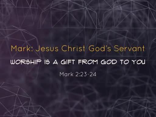 """""""Worship Is God's Gift to You."""""""
