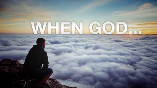 When God