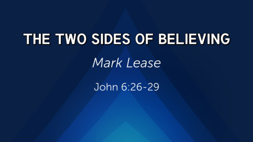 The Two Sides of Believing