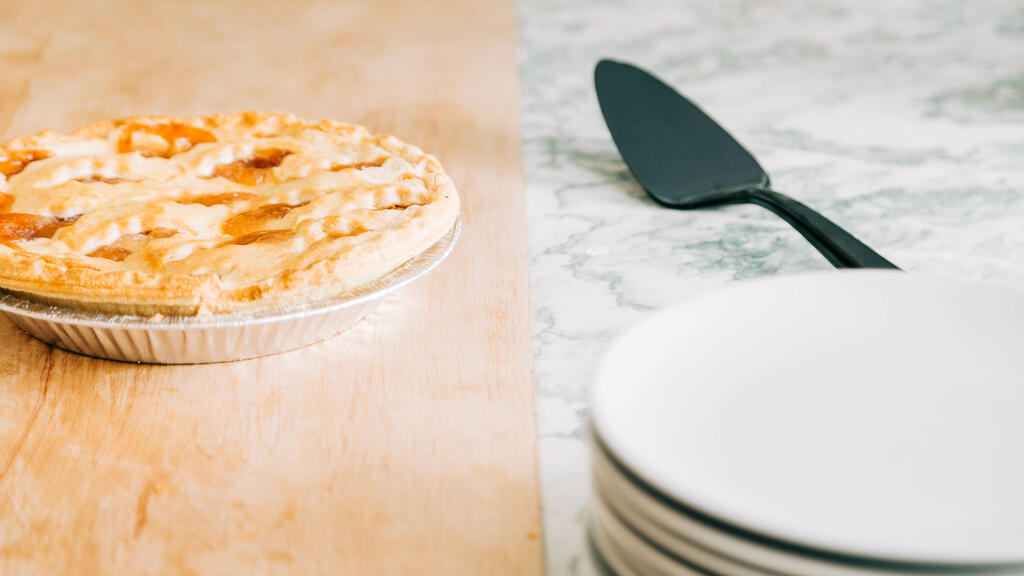 Apple Pie and Dessert Plates large preview