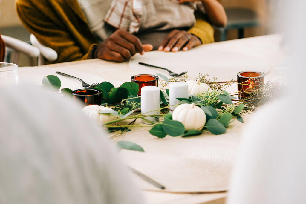 Thanksgiving Table Centerpiece large preview