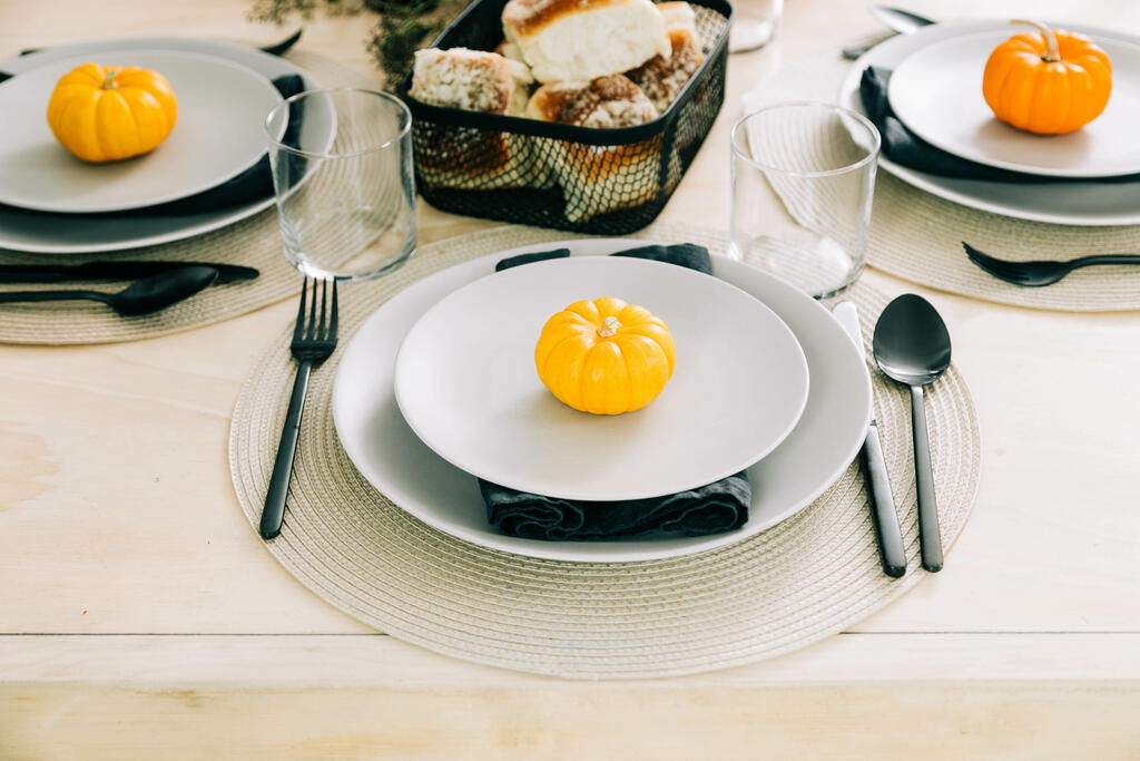 Thanksgiving Place Setting large preview