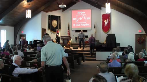 Great Is Thy Faithfulness (Congregational Song)
