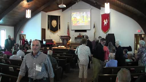 Standing On the Promises (Congregational Song)