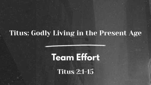 Team Effort