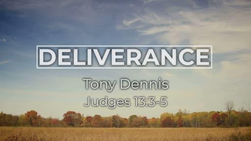 Deliverance Oct. 12