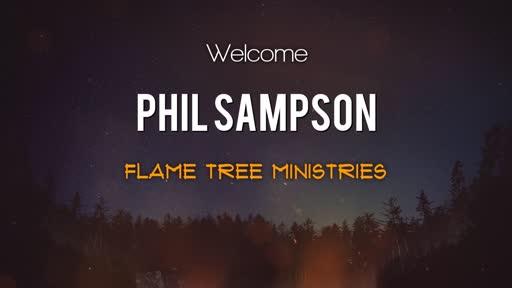 Phill Sampson 2019