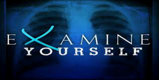 Examine Yourself Part 15-Living For The Lord