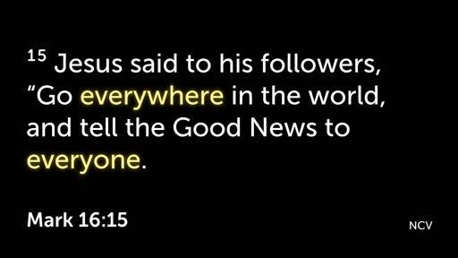 Hey Alexa: Sharing Jesus!