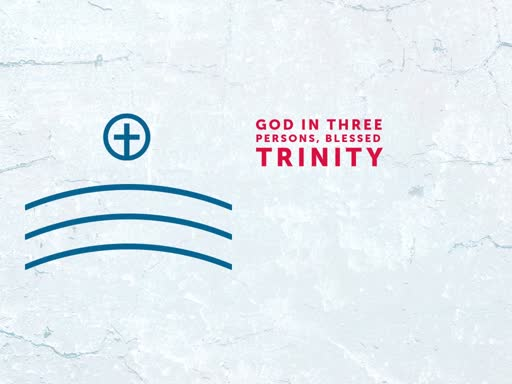 God in three Persons, Blessed Trinity