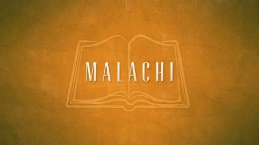 Malachi Pt. 8