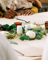 Thanksgiving Table Centerpiece  image 3