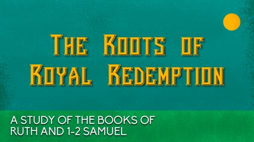 Week 6, Samuel and Saul, Spiritual Leadership and Fleshly Kingship, pt. 1