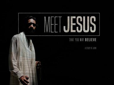 Meet Jesus: John 8:31-59