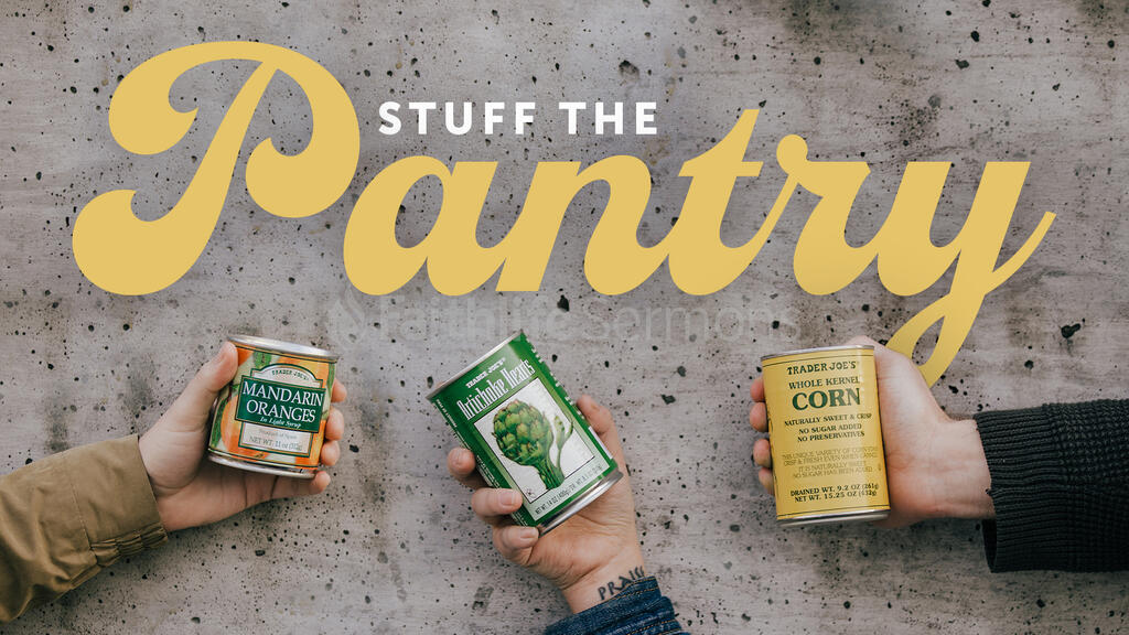 Stuff The Pantry large preview