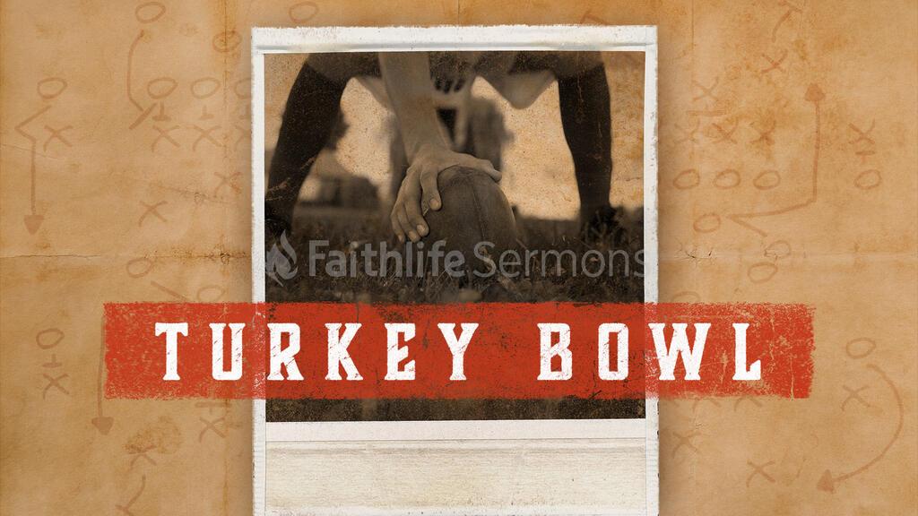 Turkey Bowl large preview