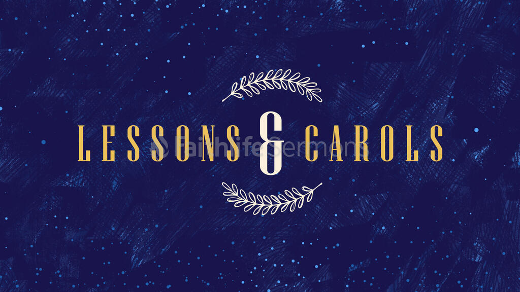 Lessons And Carols large preview