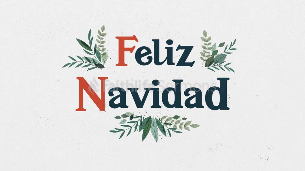 Merry Christmas Laurel feliz navidad 16x9 fd2b45f5 c3e8 4fa9 bfd5 8d8f0307cb63 preview
