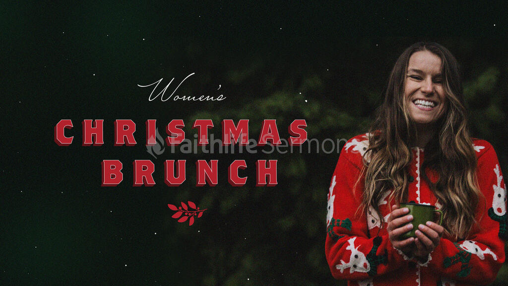Women's Christmas Brunch large preview