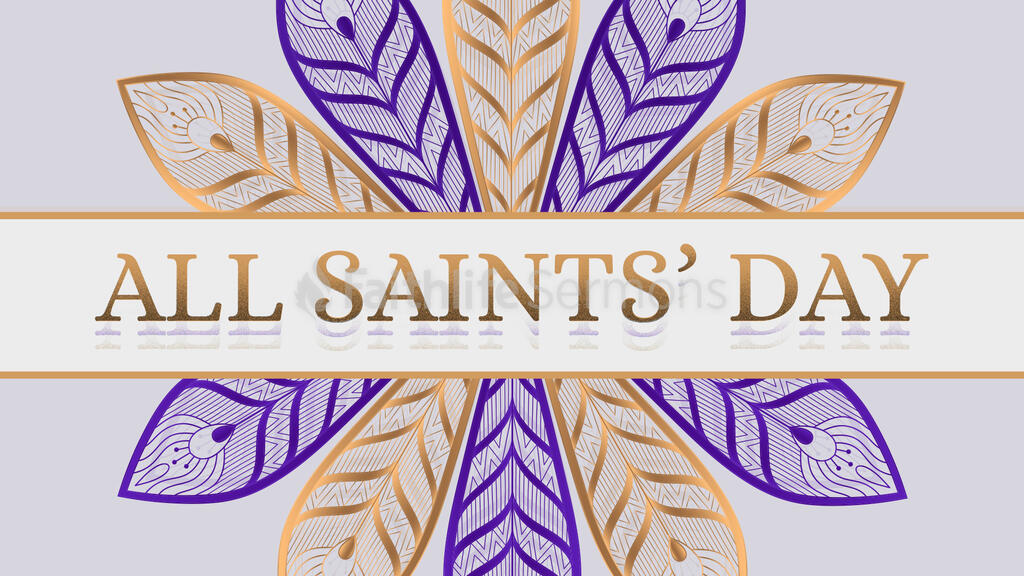 All Saints' Day Flower large preview