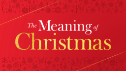The Meaning of Christmas  PowerPoint Photoshop image 1