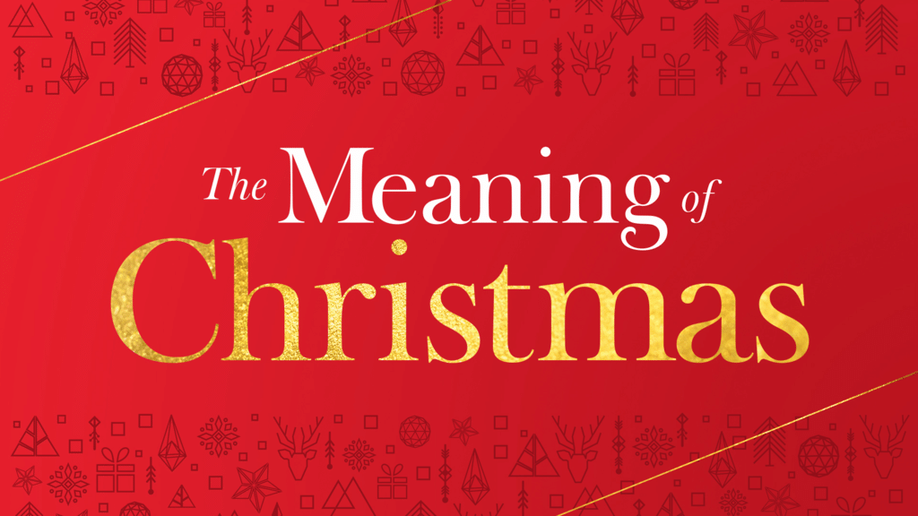The Meaning of Christmas large preview