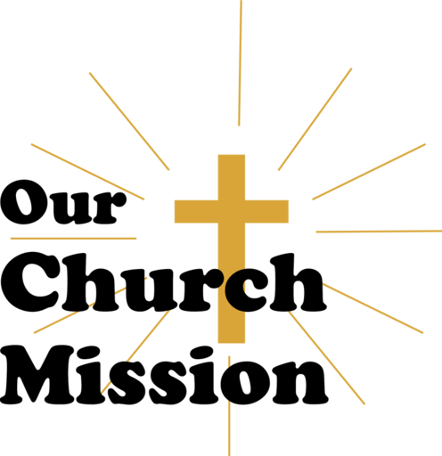 Our Church Mission With Shining Cross Orig