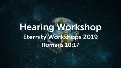 Hearing Workshop