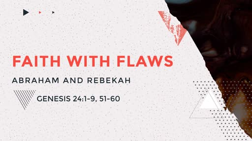 Faith With Flaws