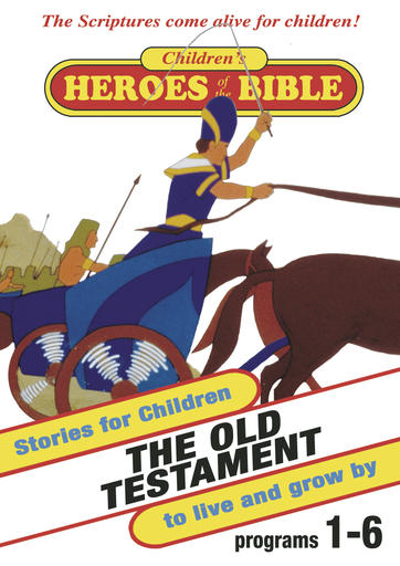 Children's Heroes Of The Bible - Old Testament