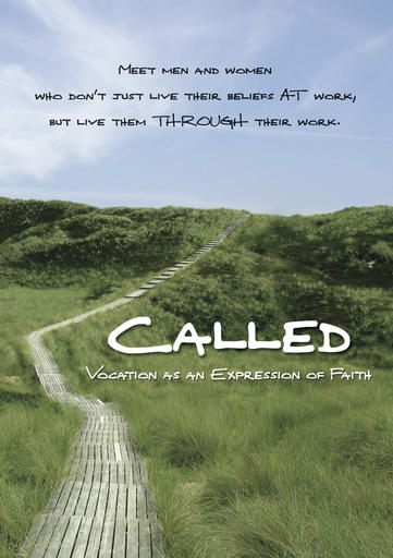 Called - Vocation As An Expression Of Faith