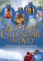 Advent Calendar On DVD