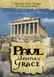 Paul, Apostle Of Grace