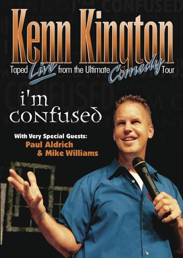 Kenn Kington - I'm Confused