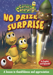 Carlos Caterpillar #3 - No Prize Surprise